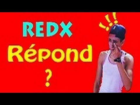 REDX répond A vos Questions . سقسيني نجاوبك