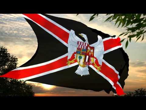Bandera De Guerra Confederacion Aridoamericana