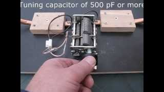 getlinkyoutube.com-Homemade Magnetic Loop Antenna In Detail