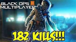 getlinkyoutube.com-182 KILLS ONE GAME! Black Ops 3 Multiplayer 182-38 INSANE Beta Gameplay! (Call of Duty BO3)