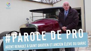 Serge MOUTOUCHET vous invite aux 3 heures du GARAC