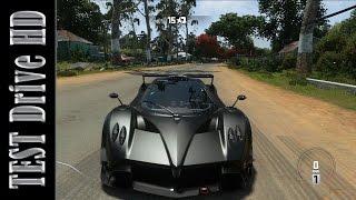 Pagani Zonda R - Driveclub - Test Drive Gameplay (PS4 HD) [1080p]