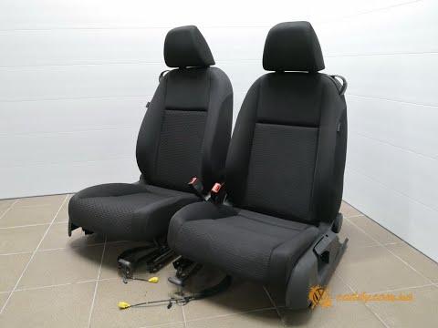 VWG6-4 - VW Golf 6 - передние откидные сиденья