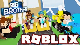 ROBLOX BIG BROTHER: YOUTUBER EDITION!!