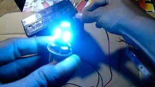 Cara Membuat Rangkaian Kedip Led  (flashing Led) dengan Modal Rp.5.000,-