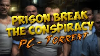 Como Instalar - Prison Break The Conspiracy Crackeado