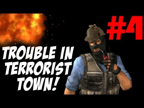 Trouble in Terrorist Town: Ep 4: Snakes on a plane