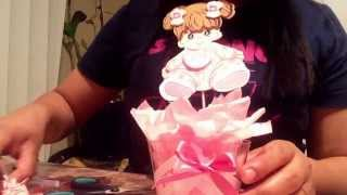 getlinkyoutube.com-Recuerdo de baby shower para Niña .