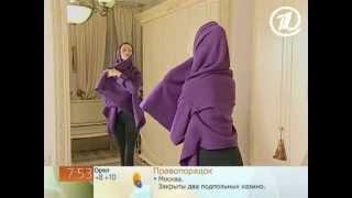 getlinkyoutube.com-049 - Ольга Никишичева. Кардиган из прямоугольника