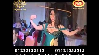 getlinkyoutube.com-ملكة الرقص الشرقي اليسار تتربع عرش الافراح و الحفلات في مصر