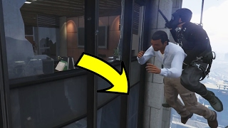 getlinkyoutube.com-CAN WE PREVENT MR. K FROM BEING KIDNAPPED IN GTA 5? (Incredible)