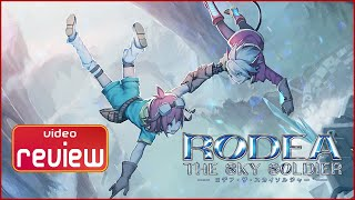[WII][WIIU] Rodea The Sky Soldier - Tenku no Kishi Rodea video review