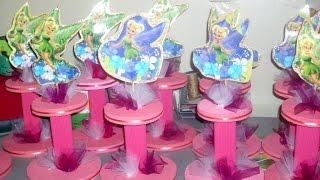 getlinkyoutube.com-Como hacer un centro de mesa para fiesta PASO a PASO