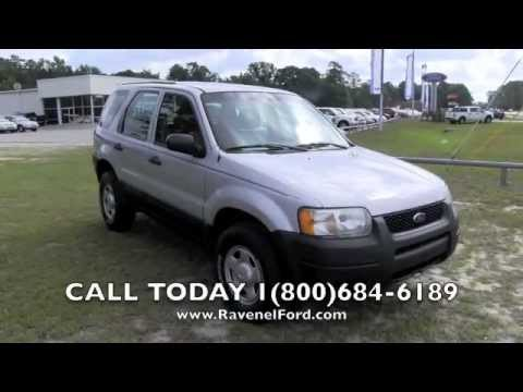 2004 Ford Escape Problems, Online Manuals and Repair ...