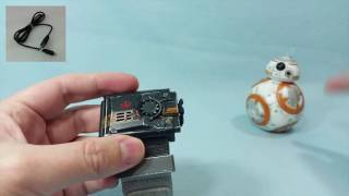 getlinkyoutube.com-Sphero BB8 with Force Band Blogger Review