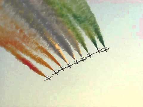Frecce Tricolori. AirShow Radom 2011