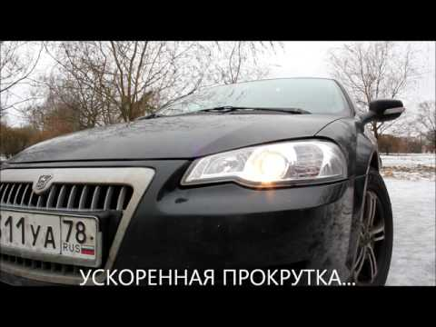Автонюансы. ГАЗ Volga Siber и Chrysler Sebring: задержка отключения ближнего света фар