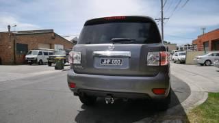 getlinkyoutube.com-NISSAN PATROL 2013+ Y62 5.6lt V8 VAREX EXHAUST