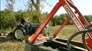 getlinkyoutube.com-MARSHALL TREE SAW FOR TREE REMOVAL