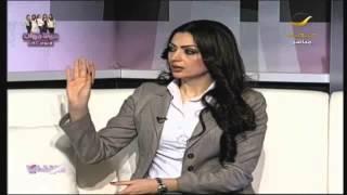 getlinkyoutube.com-مصممة أزياء سعودية تدهش العالم بتصاميمها مصنوعة كلها يدويا .. سامية عفش في ضيافة #برنامج_سيدتي