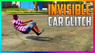 getlinkyoutube.com-GTA 5 Online: INVISIBLE CAR GLITCH! - After Patch 1.36 *NEW* PS4/Xbox One/PC (GTA 5 Glitches)