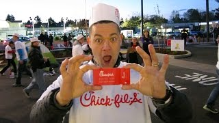 getlinkyoutube.com-Chick-fil-A: My Obsession 3 (Bellevue Grand Opening)