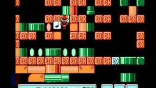 getlinkyoutube.com-Super Mario Bros. 3 (U) (PRG0) Pipe glitch in 7-1