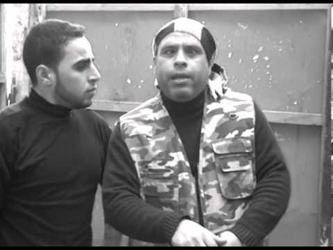 كواليس الحلقة الثانية من مسلسل بلدي يا غزة (نبيل الخطيب)