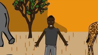 getlinkyoutube.com-GETTING PISSED ON - KSI Animated #1