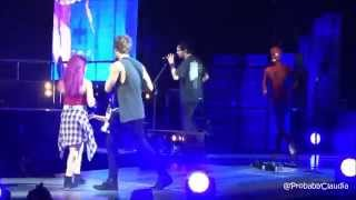 getlinkyoutube.com-5 Seconds of Summer - LIVE from Detroit 2015 Long Way Home/Rejects/HOTBS