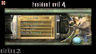 getlinkyoutube.com-Resident Evil 4 HD PS3