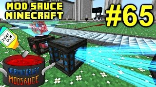 getlinkyoutube.com-Minecraft Mod Sauce Ep. 65 - Modular ForceField System !!! ( HermitCraft Modded Minecraft )