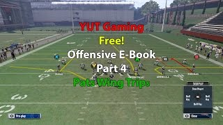 getlinkyoutube.com-Best Offensive Mini Scheme  Patriots E Book  Part 4 Pats Wing Trips