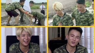 getlinkyoutube.com-AMBER f(x) in Top Fly with Ou Hao & Wesley Wong [FEELS ALERT]