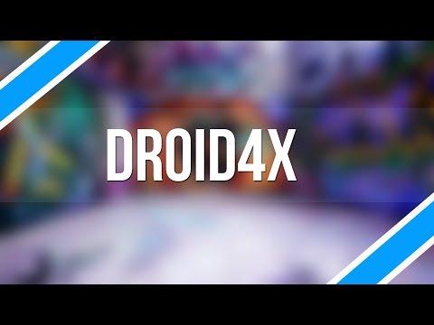 حصرياً برنامج DROID 4X محاكي الاندرويد على الكمبيوتر خفيف وسريع