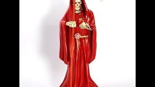 getlinkyoutube.com-hechizo del cigarro de atraccion con la santa muerte