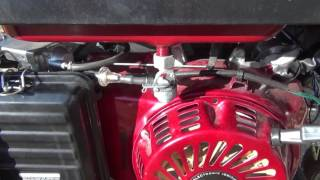 getlinkyoutube.com-Run any generator on propane or natural gas without any conversion kit