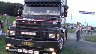 Scania 143M Maurits  Haasnoot.