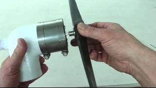 getlinkyoutube.com-Mini Wind Turbine G2