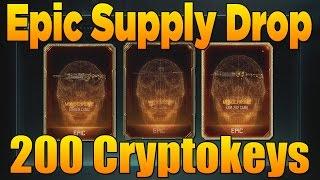 getlinkyoutube.com-200 Cryptokey Supply Drop Opening (Black Ops 3 Supply Drops)