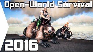 getlinkyoutube.com-Top 5 BEST Open World Survival Crafting Games 2016 [PC]