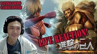 getlinkyoutube.com-อัพเดท!ไททันเกราะ+ไททัน 60 เมตร! และไททันปริศนา! ;w;!:-Attack on Titan Game Reaction!