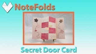 getlinkyoutube.com-Secret Door Card Tutorial