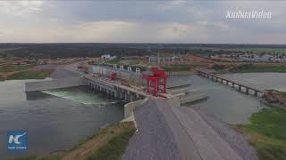 Chinese company builds new hydropower plant in Uganda