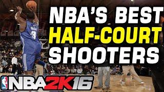 getlinkyoutube.com-NBA 2K16 Best Half-Court Shots