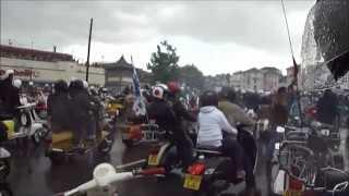 getlinkyoutube.com-Isle of Wight International Scooter Rally 2011