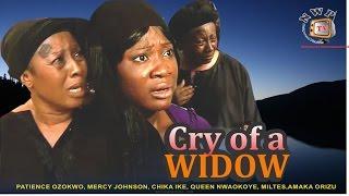 getlinkyoutube.com-Cry of a Widow     - Nigerian Nollywood Movie