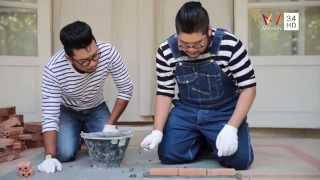 getlinkyoutube.com-ช่างประจำบ้าน EP.50 วิธีการก่ออิฐชนิดต่าง ๆ AMARIN TV HD ช่อง 34