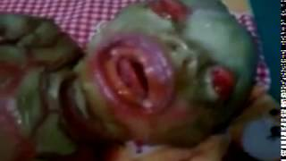 getlinkyoutube.com-Awful Child Birth with Ghost Body at Nepal