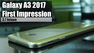 getlinkyoutube.com-Samsung Galaxy A3 2017 First Impression, Gaming, Camera Test Indonesia